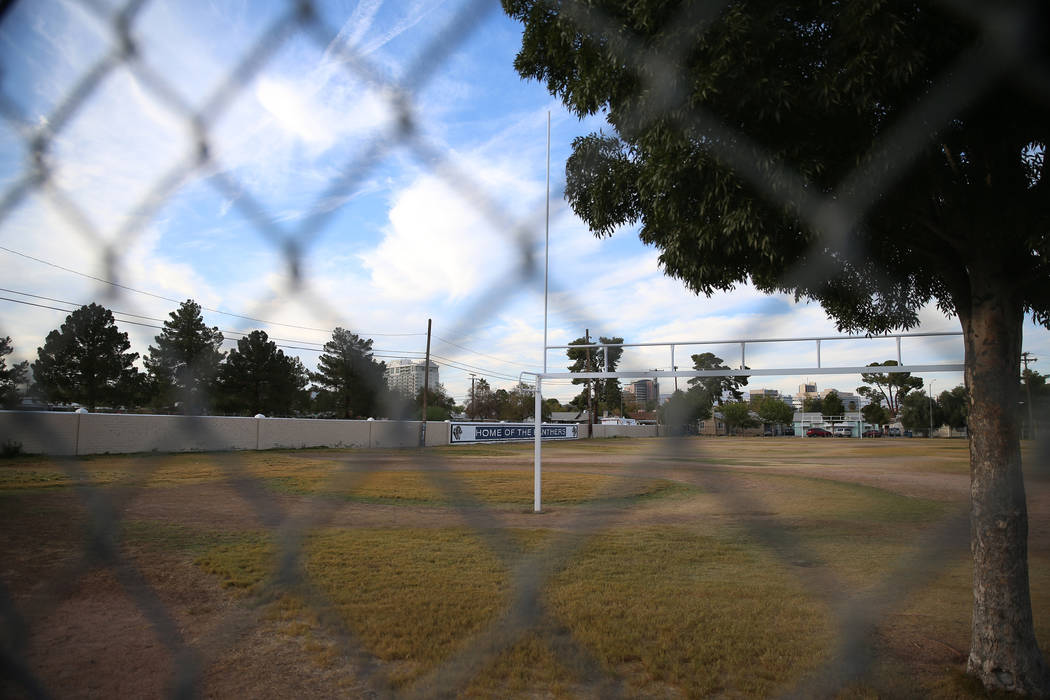 Park Elementary School in Las Vegas, the school Karla Rodriguez attended before disappearing 20 ...