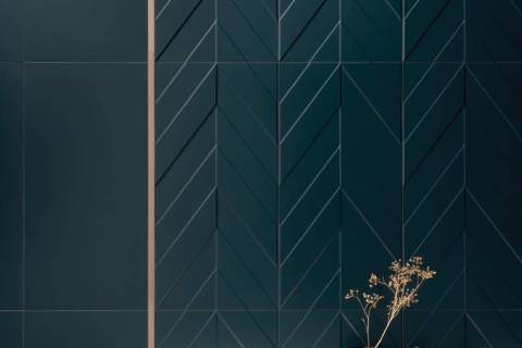 The 4D collection from Walker Zanger offers large and small format wall tiles in contemporary s ...