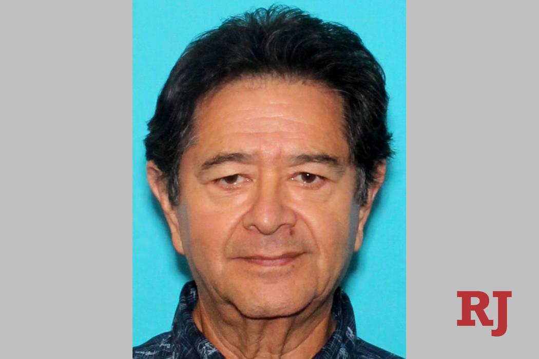 Fernando Najera Fuentes (Las Vegas police)