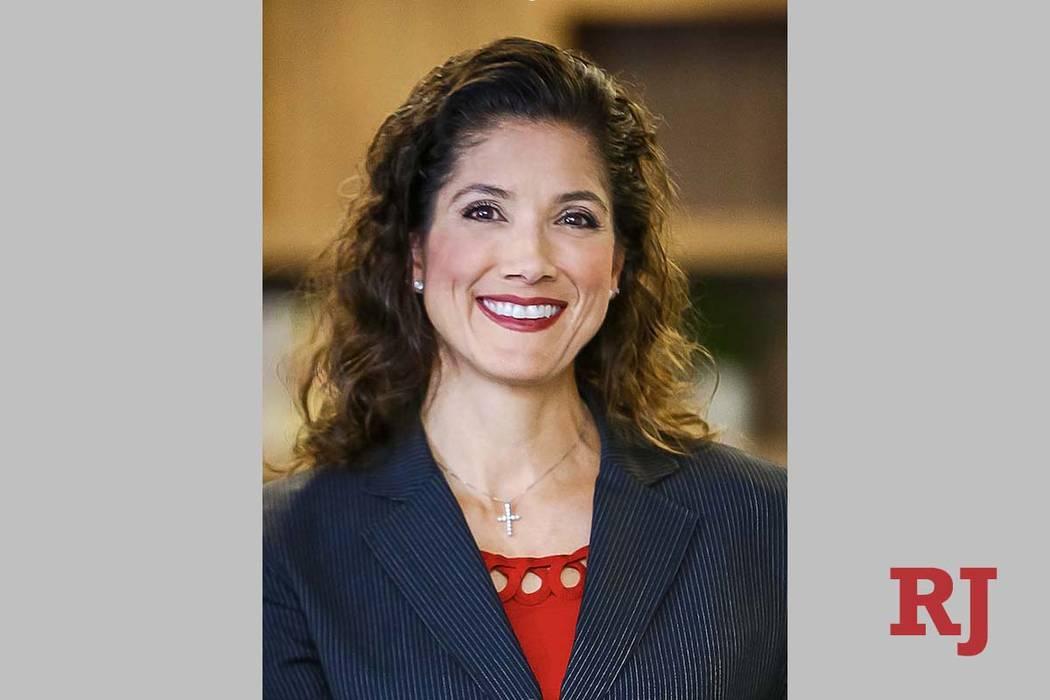 Bridget Atterbom (Commercial Alliance Las Vegas)