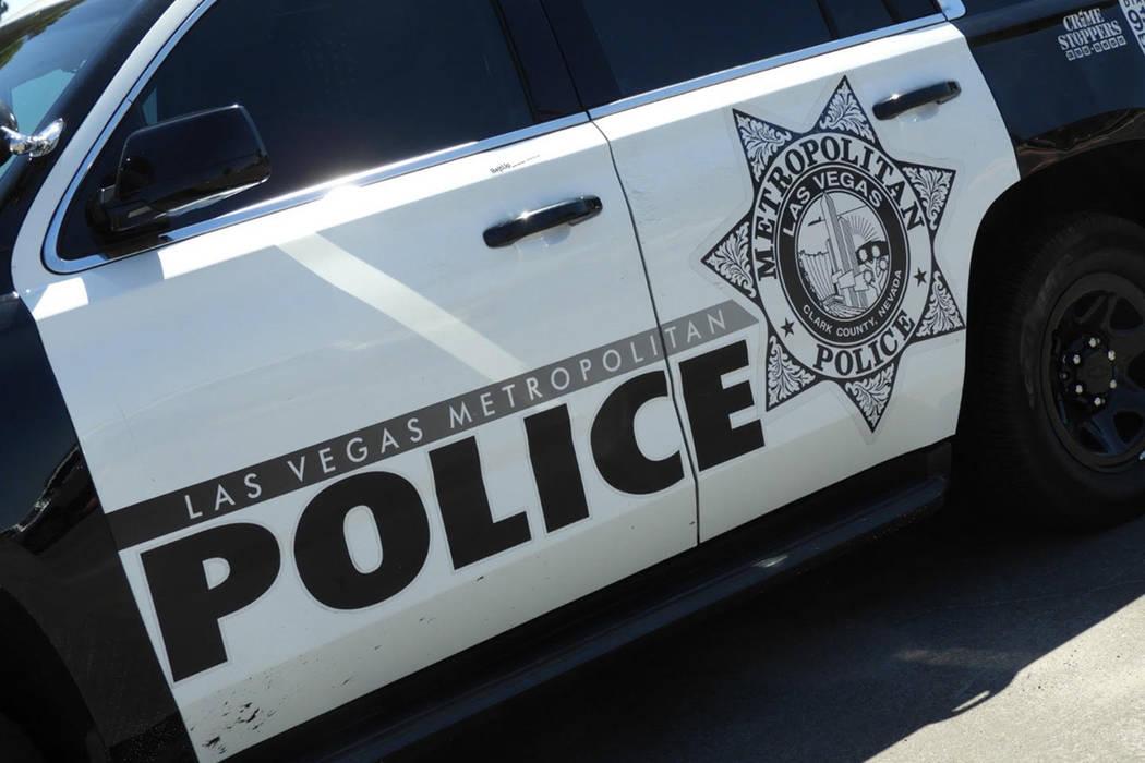 Las Vegas Metropolitan Police Department (Las Vegas Review-Journal/File)