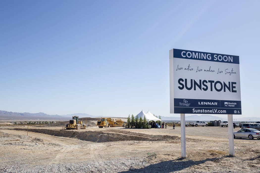 """The new Sunstone community, masterplanned with greenery and """"smart homes"""" located in ..."""