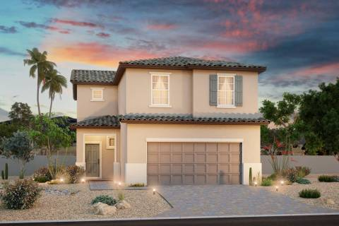 Beazer Homes will host the grand opening of Cielo Vista, its newest North Las Vegas community O ...