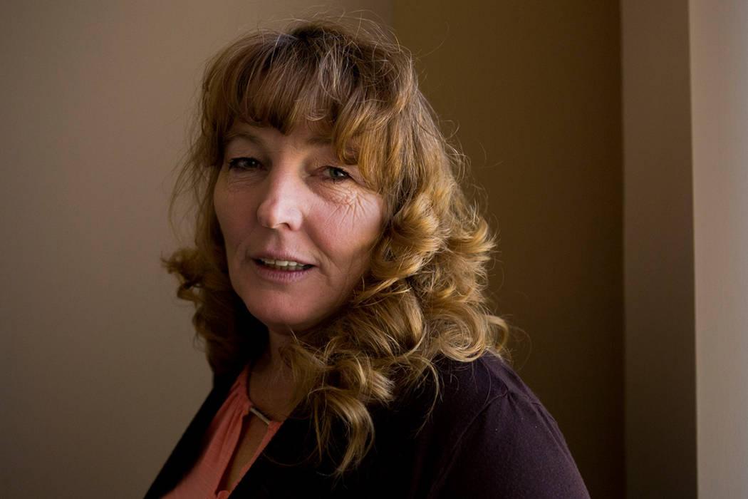 Clark County Commissioner Marilyn Kirkpatrick. (Elizabeth Brumley Las Vegas Review-Journal) @El ...