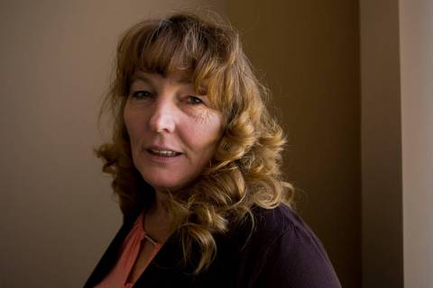 Clark County Commissioner Marilyn Kirkpatrick. (Elizabeth Brumley Las Vegas Review-Journal) @El ...
