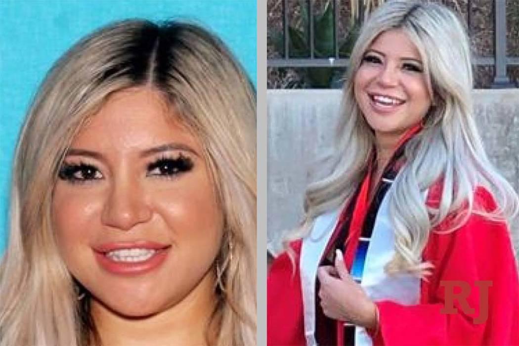 Esmeralda Gonzalez (Las Vegas Metropolitan Police Department)