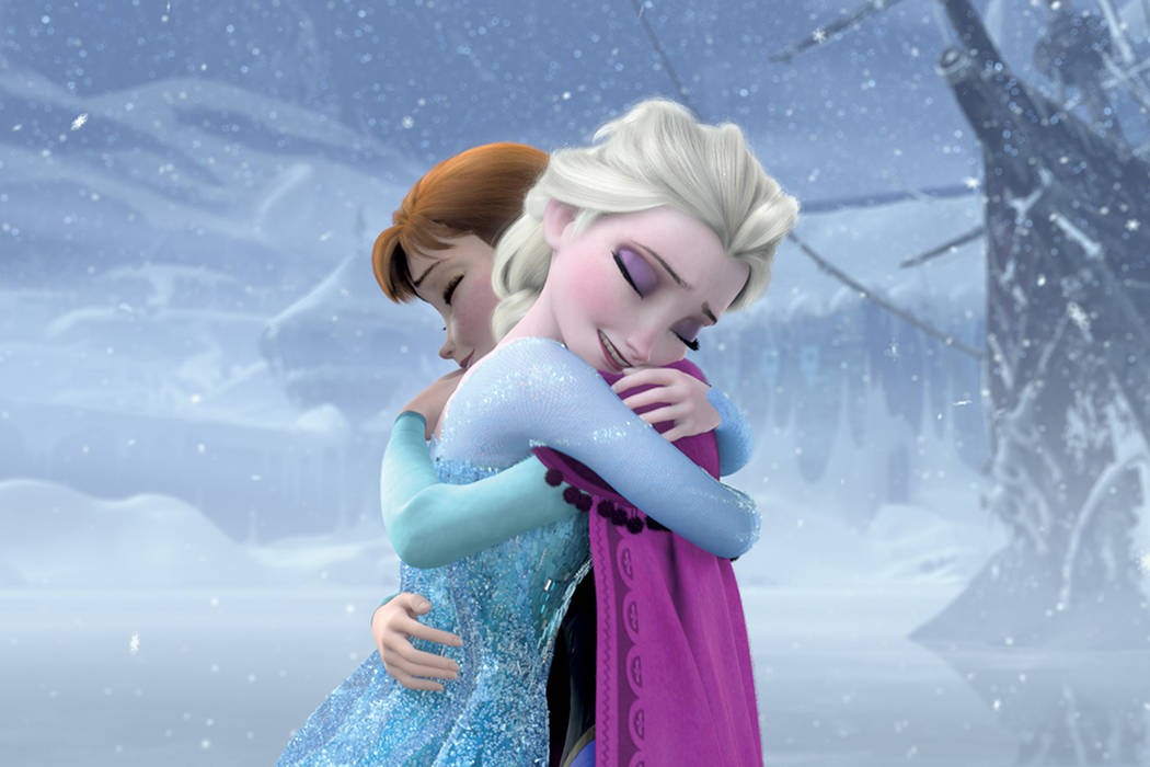 When the newly crowned Queen Elsa accidentally uses her power to turn things into ice to curse ...