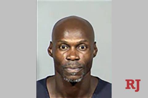 Byron Williams (Las Vegas Metropolitan Police Department)