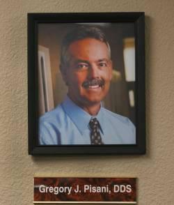 A portrait of Nevada State Board of Dental Examiners member Gregory Pisani. (Bizuayehu Tesfaye ...