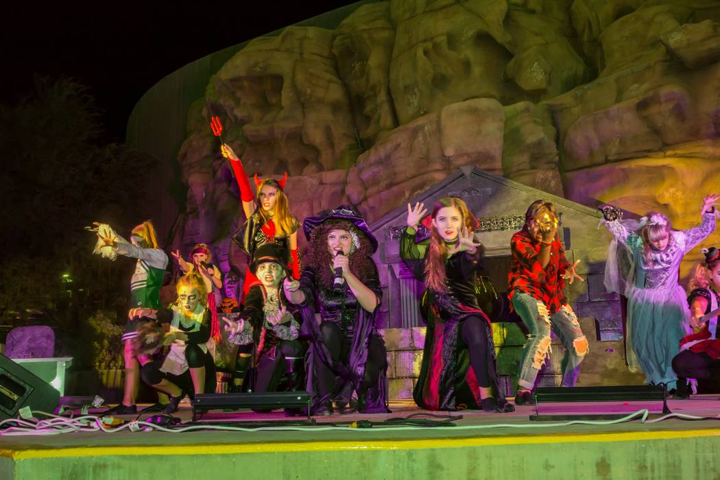 Halloween Music Events In The Hudson Valley 2020.Halloween Events And Celebrations Around Las Vegas Valley