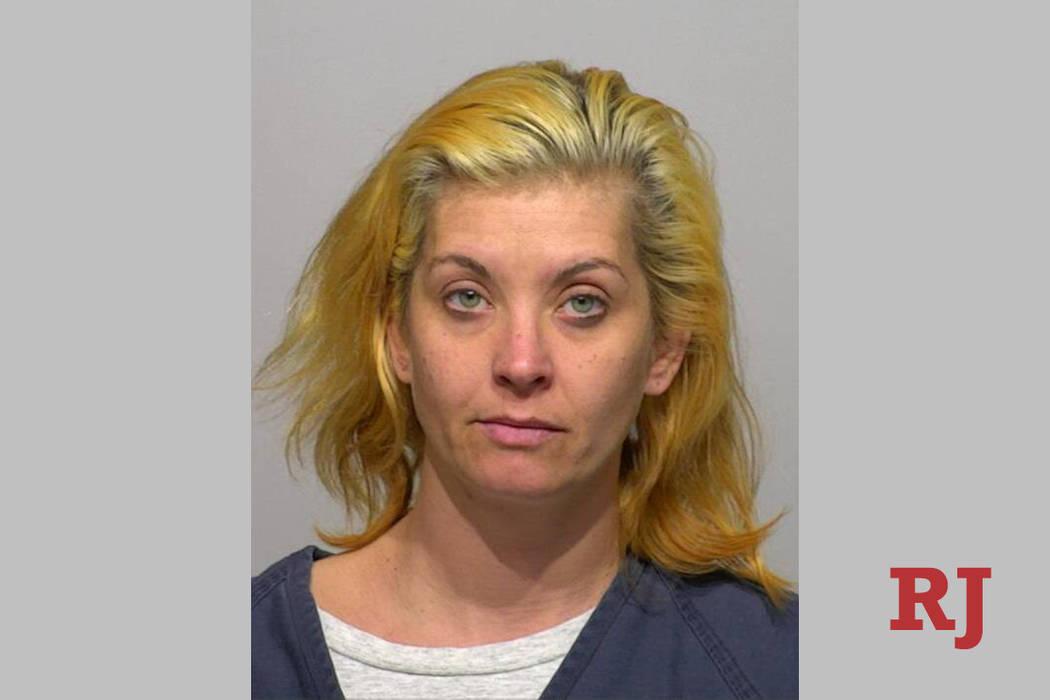 Casandra Garrett, booked under the name Cassandra Winn (Milwaukee County Sheriff's Office)