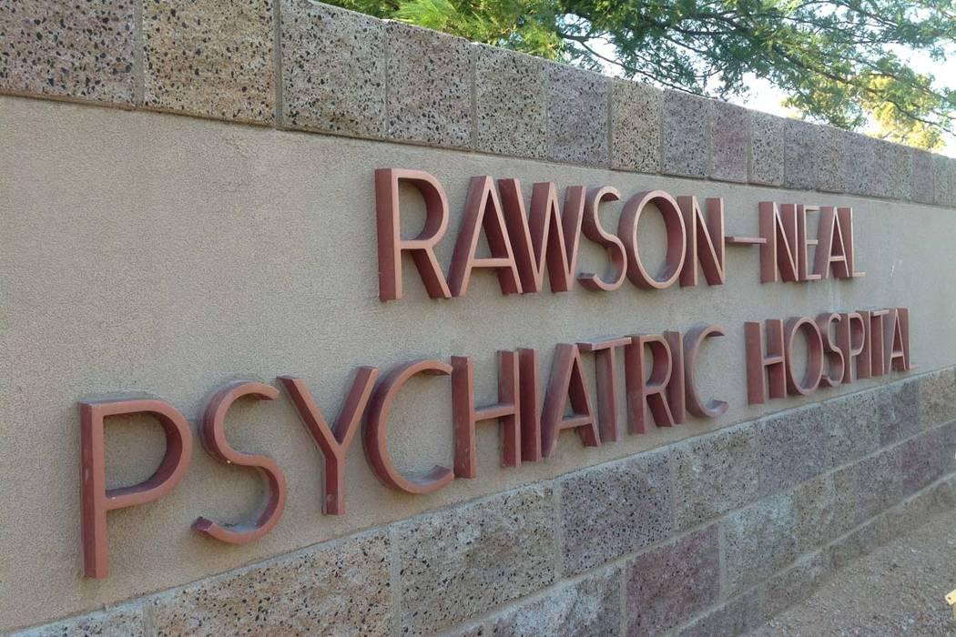 Rawson-Neal Psychiatric Hospital (Las Vegas Review-Journal