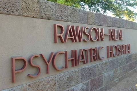 Rawson-Neal Psychiatric Hospital (Las Vegas Review-Journal