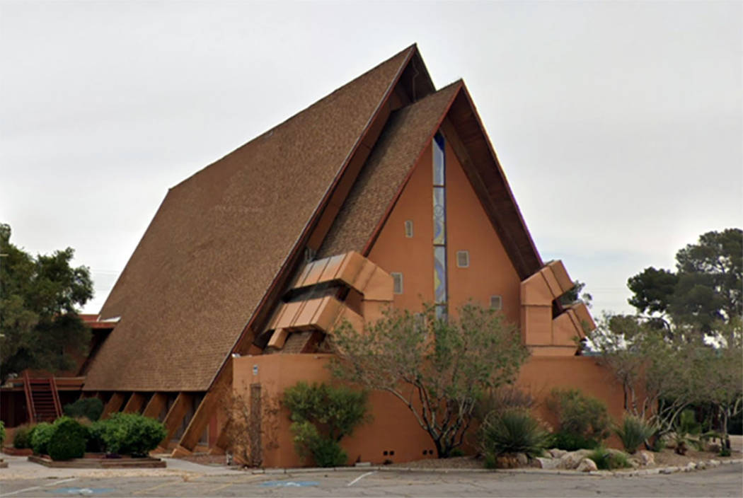 Center for Spiritual Living Greater Las Vegas, 1420 E. Harmon Ave. (Google maps)