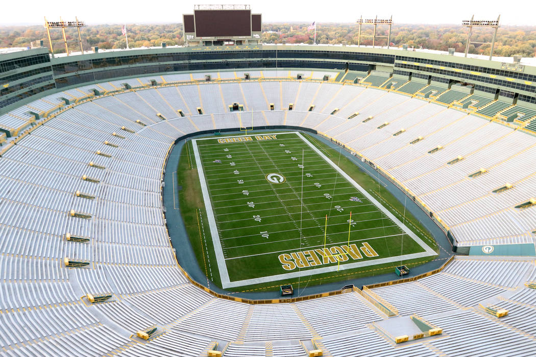 Mystique Of Lambeau Field Welcomes Raiders To Green Bay Las Vegas Review Journal