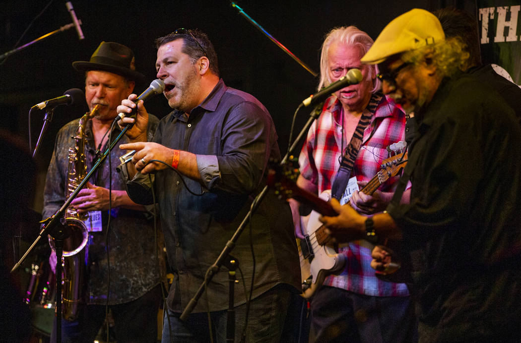 The 2nd Annual Fall into the Blues Festival & Fundraiser presented by the Las Vegas Blues S ...