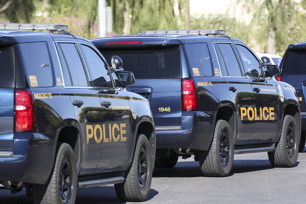 Clark County School District Police Department (Las Vegas Review-Journal)