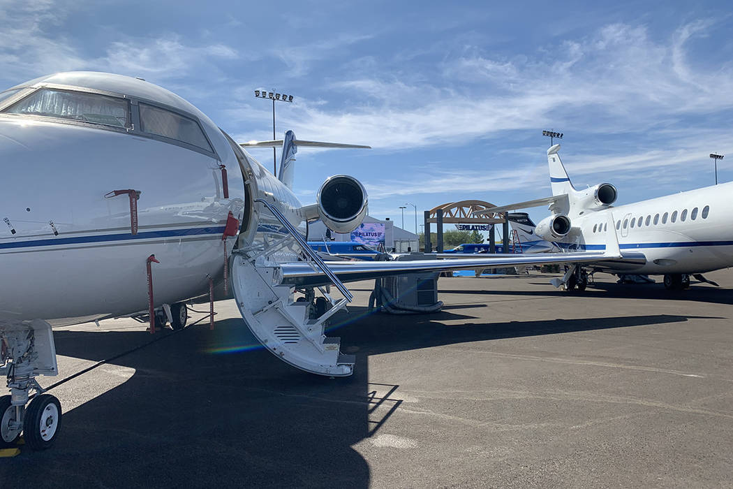 The National Business Aviation Association's Business Aviation Convention and Exhibition laun ...