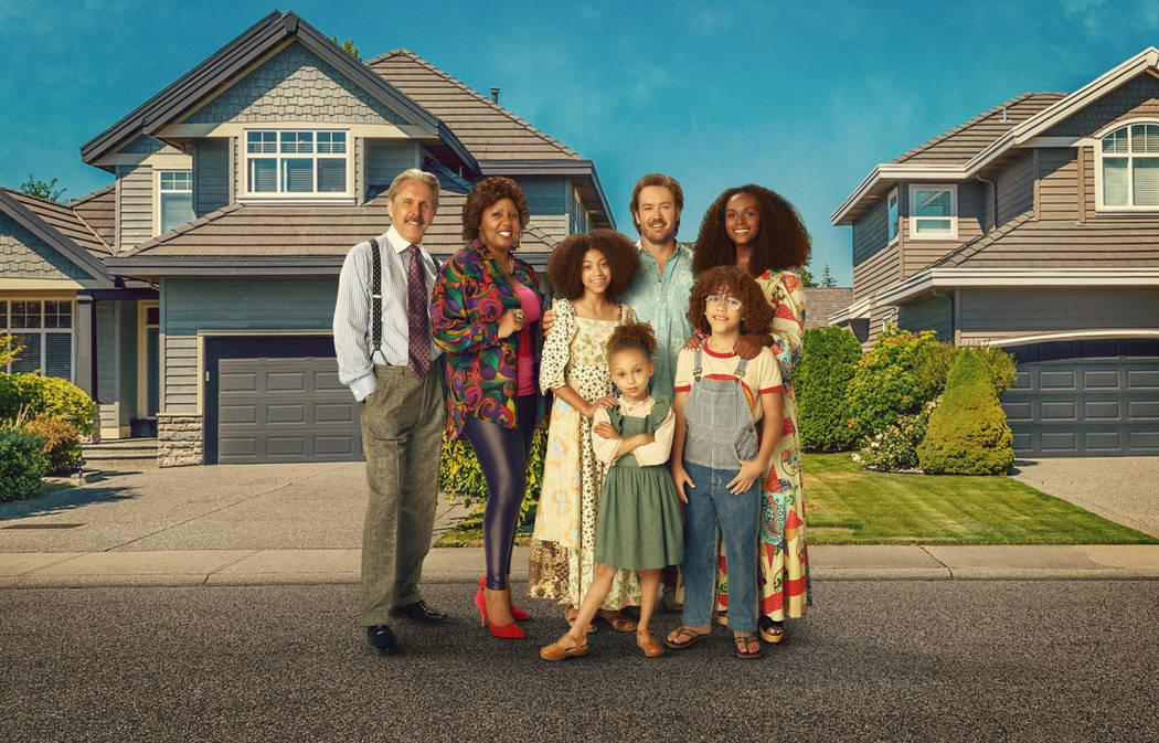 "MIXED-ISH - ABC's ""mixed-ish"" stars Gary Cole as Harrison Johnson, Christina Anthony ..."
