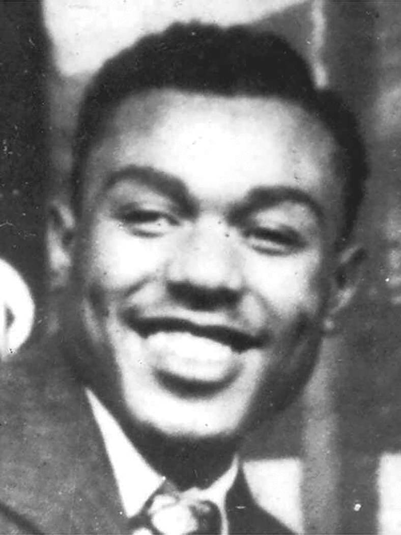 FILE - Willie Edwards Jr., shown in an undated file photo, disappeared from Montgomery, Ala., o ...