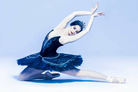 "Nevada Ballet Theatre will perform ""Swan Lake"" this weekend. (Jerry Metellus)"