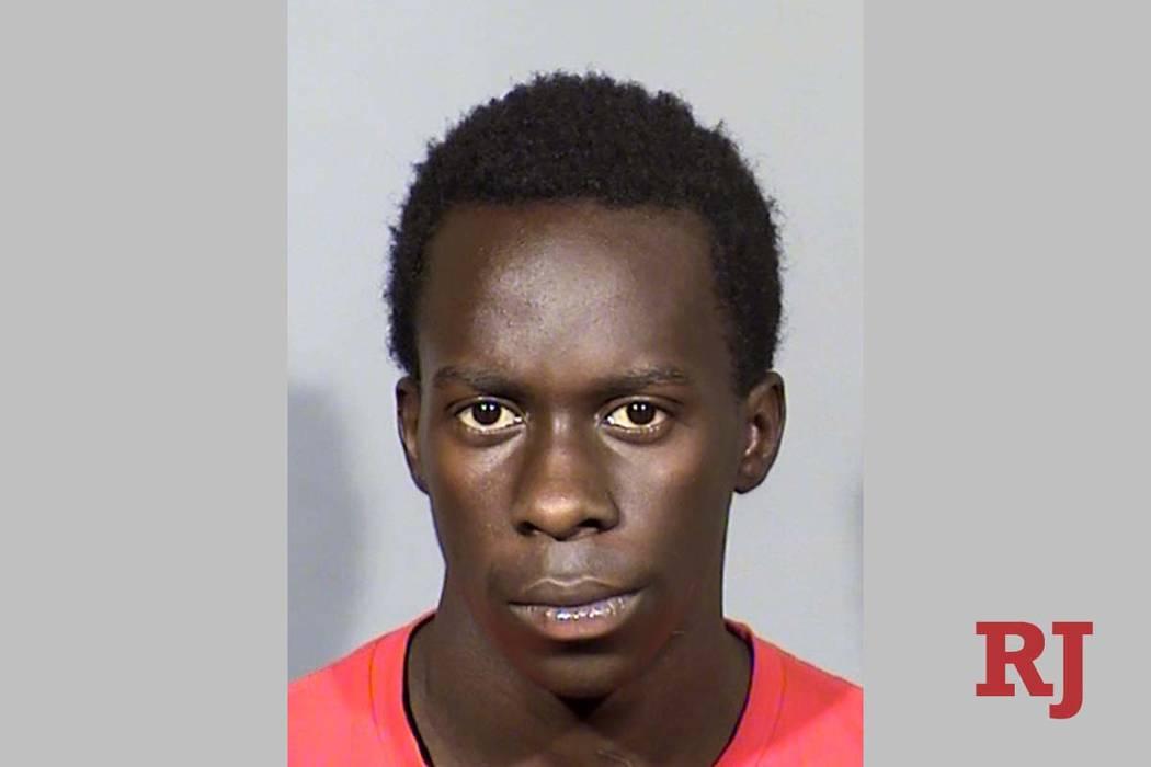 Darzell Jauwan Victor (Las Vegas Metropolitan Police Department)