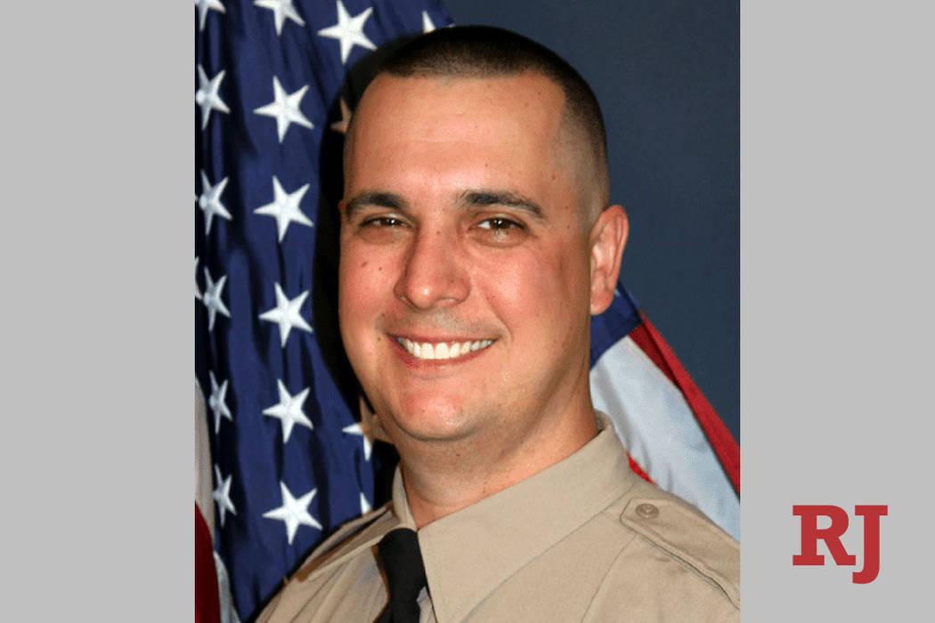 Deputy Brian Ishmael (El Dorado County Sheriff's Office via AP)