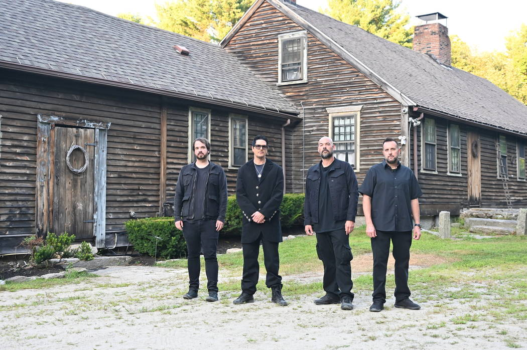 """In the Halloween 2019 special """"Curse of the Harrisville Farmhouse,"""" the """"Ghost Adventures"""" team ..."""