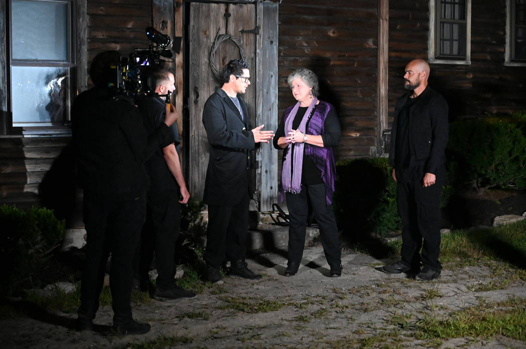 """In the Halloween 2019 special, """"Curse of the Harrisville Farmhouse,"""" the """"Ghost Adventures"""" tea ..."""