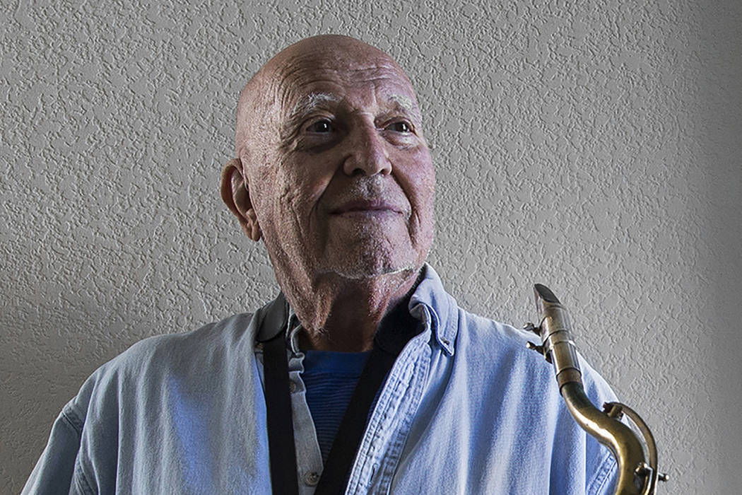 Joe D'Ambrosio, a Rock & Roll Hall of Fame inductee best known as the saxophonist who famou ...