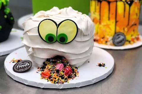 Mummy Cake (Freed's Bakery)