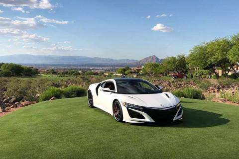 About 140 rare and award-winning vehicles will be on display around the 18th hole Saturday at t ...