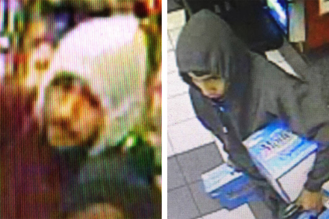 Police are looking for three men in connection to an armed robbery on Sunday, Sept. 29, 2019, o ...