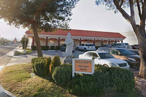 Nevada Buddhist Association building (Google Street View)