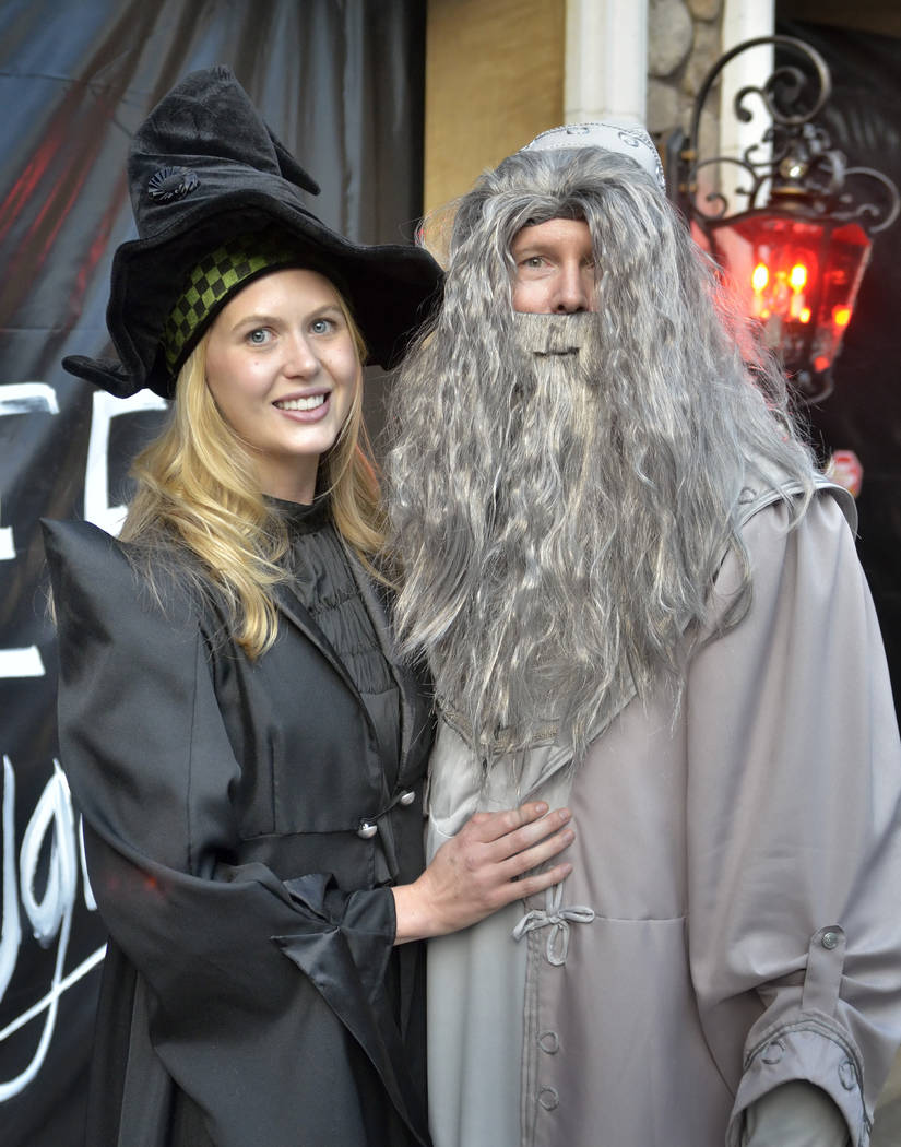 Lauren Browne Sugars and her husband, Brad. (Bill Hughes Real Estate Millions)