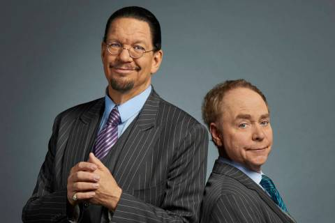 Penn & Teller (Caesars Entertainment)