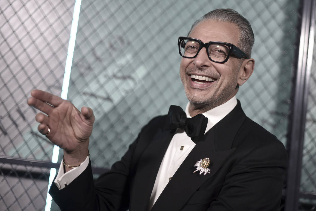 Jeff Goldblum attends the launch of New Tiffany and Co. Men's Collection at the Hollywood Athle ...