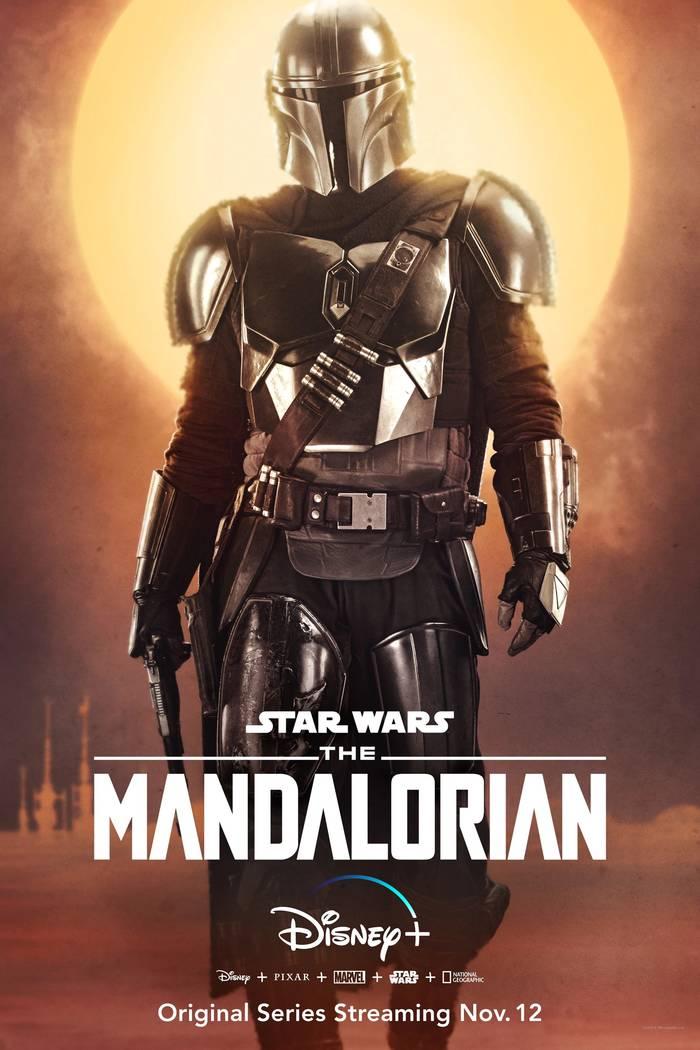 "Pedro Pascal stars in ""The Mandalorian."" (Lucasfilm Ltd.)"