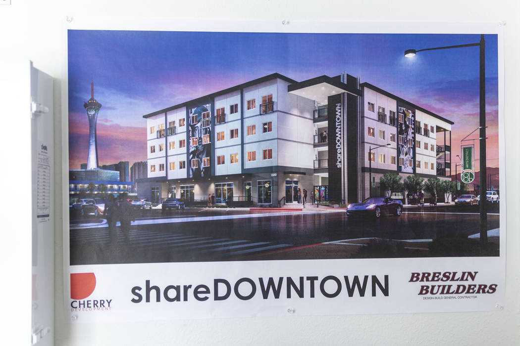 New Apartments In Downtown Las Vegas To Feature On Site Therapy
