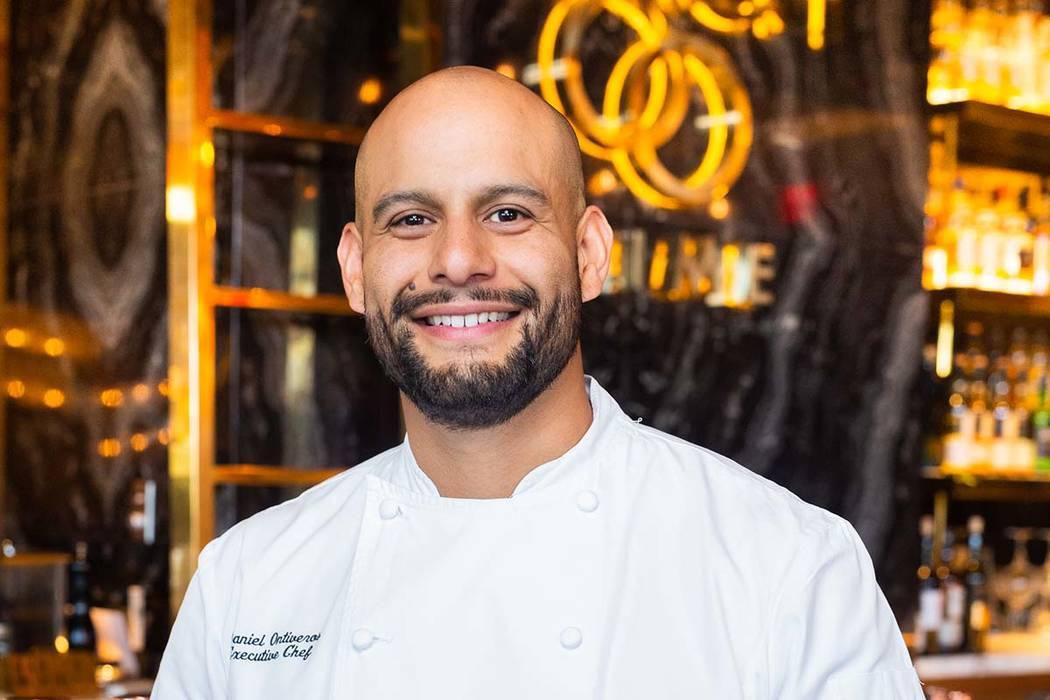 Executive chef of Scotch 80 Prime Daniel Ontiveros (Palms)
