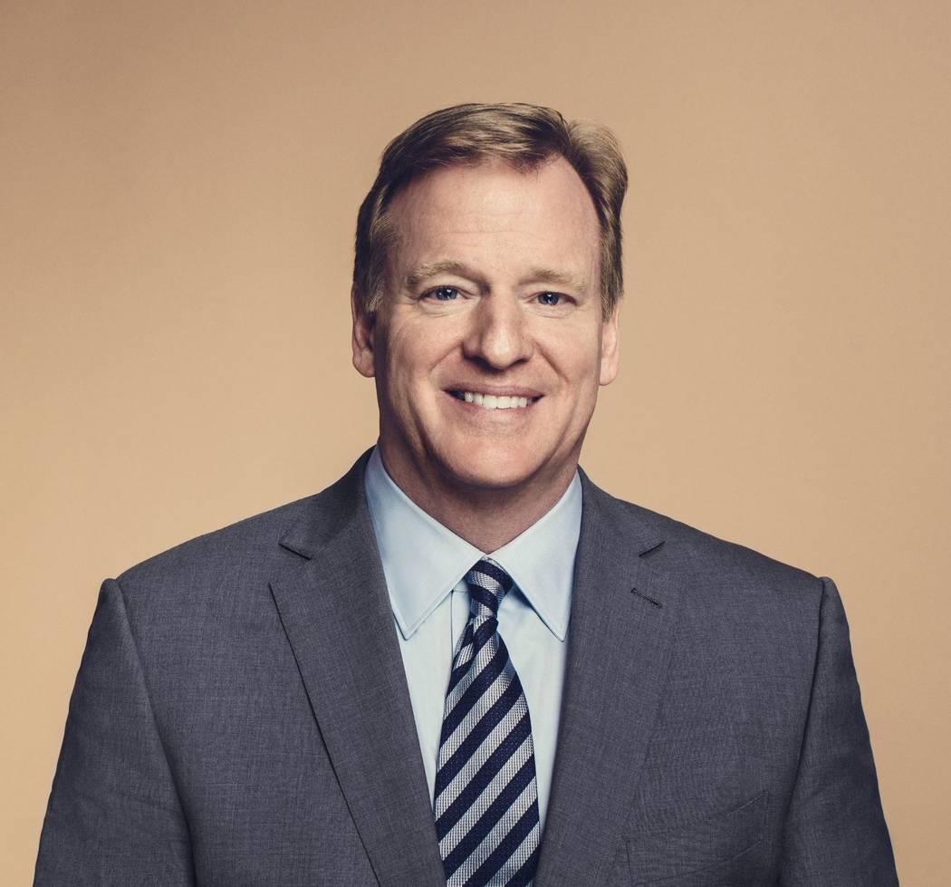 NFL Commissioner Roger Goodell. (Courtesy, Las Vegas Metro Chamber of Commerce)