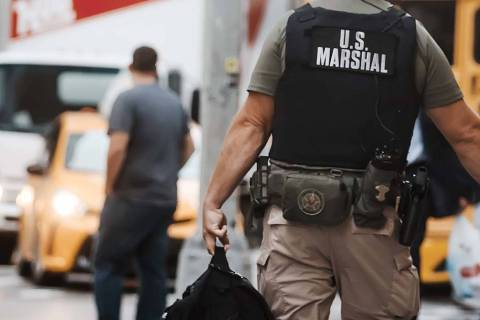 U.S. Marshal (Getty Images)