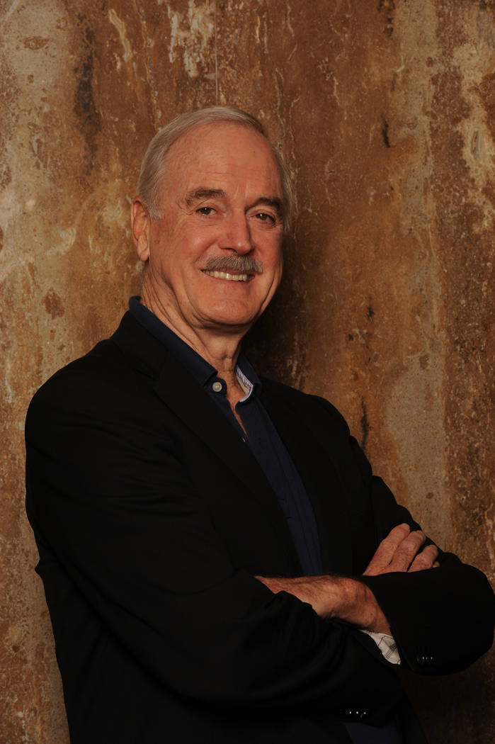 John Cleese is returning to the Las Vegas Strip as a solo headliner at Encore Theater on Friday ...