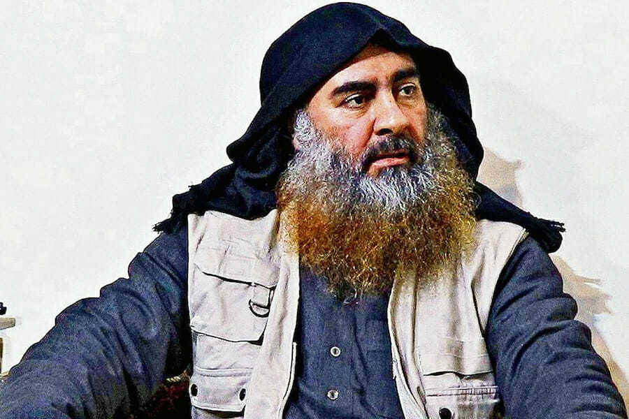 DNA samples from Islamic State leader Baghdadis underwear