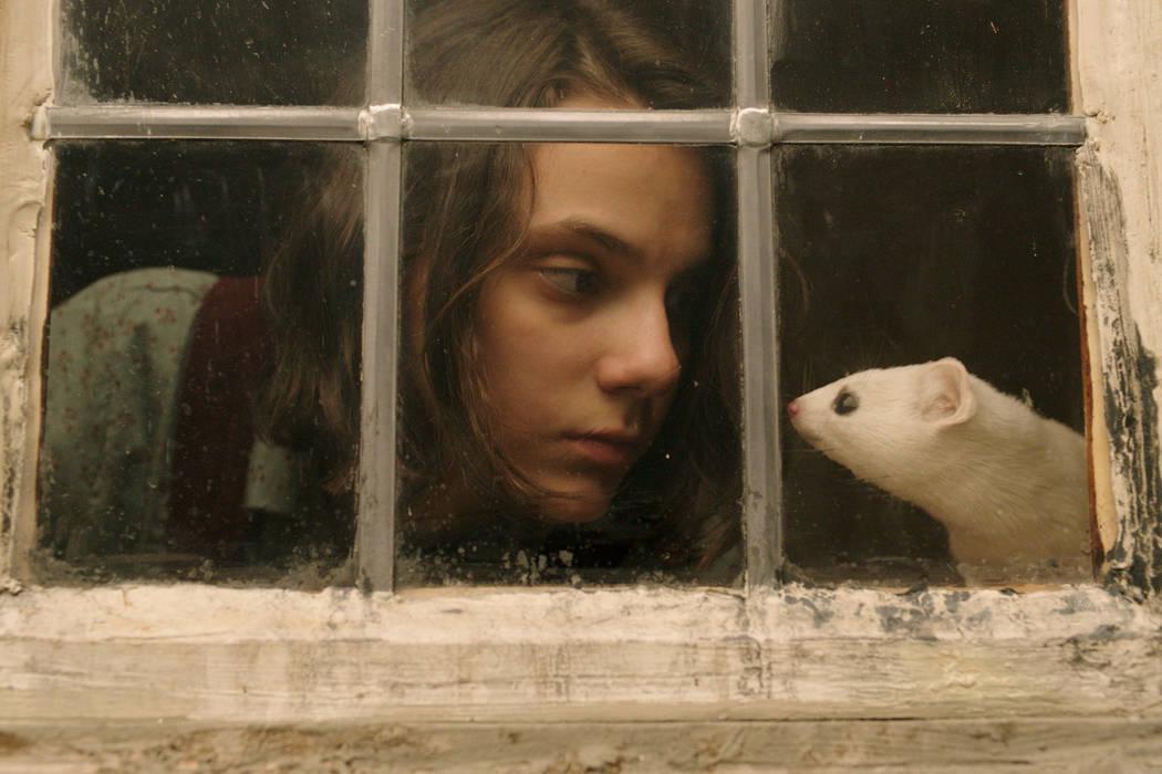 "Dafne Keen in ""His Dark Materials"" (HBO)"