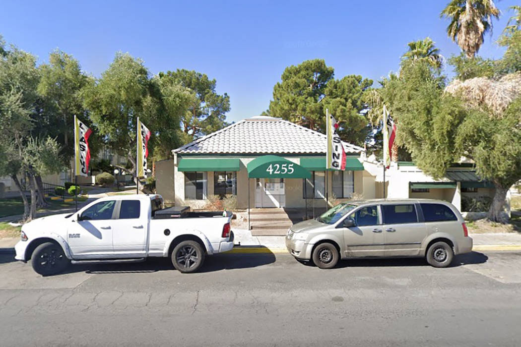 Image result for Man shot by security guard at east Las Vegas Valley apartments