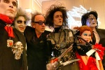 Tim Burton, The Killers wow fans at Boneyard Ball in Las Vegas