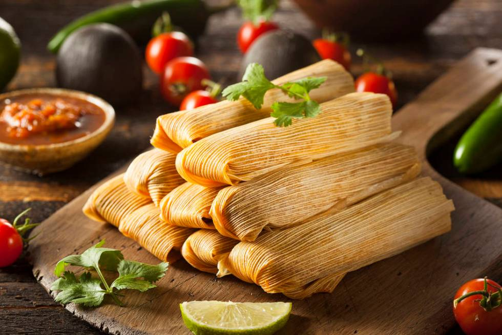 The Las Vegas Tamale and Mariachi Festival is Saturday at the Centennial Plaza in downtown Las ...