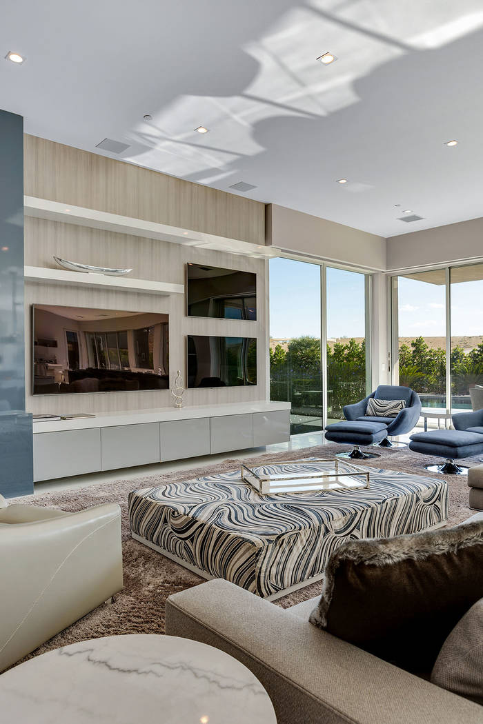 Bill Foley's home at 19 Flying Cloud is listed for $8.75 million. (Ivan Sher Group)