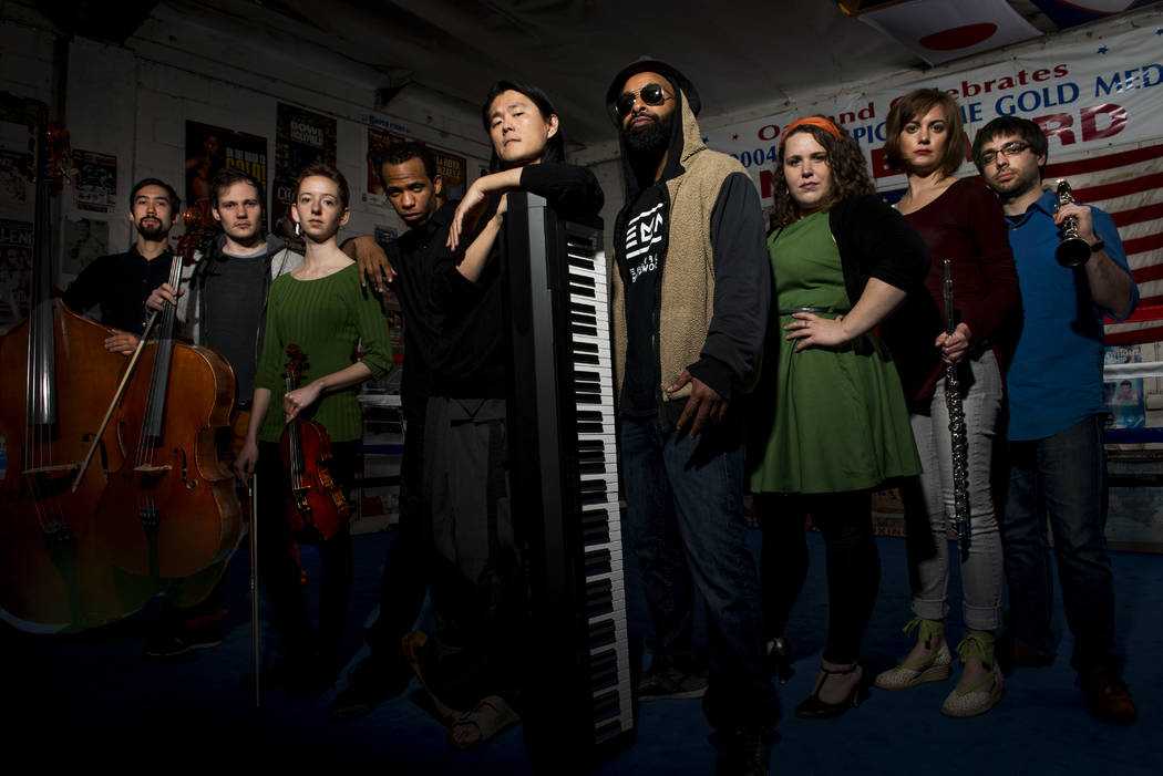 Ensemble Mik Nawooj (Pat Mazzera)